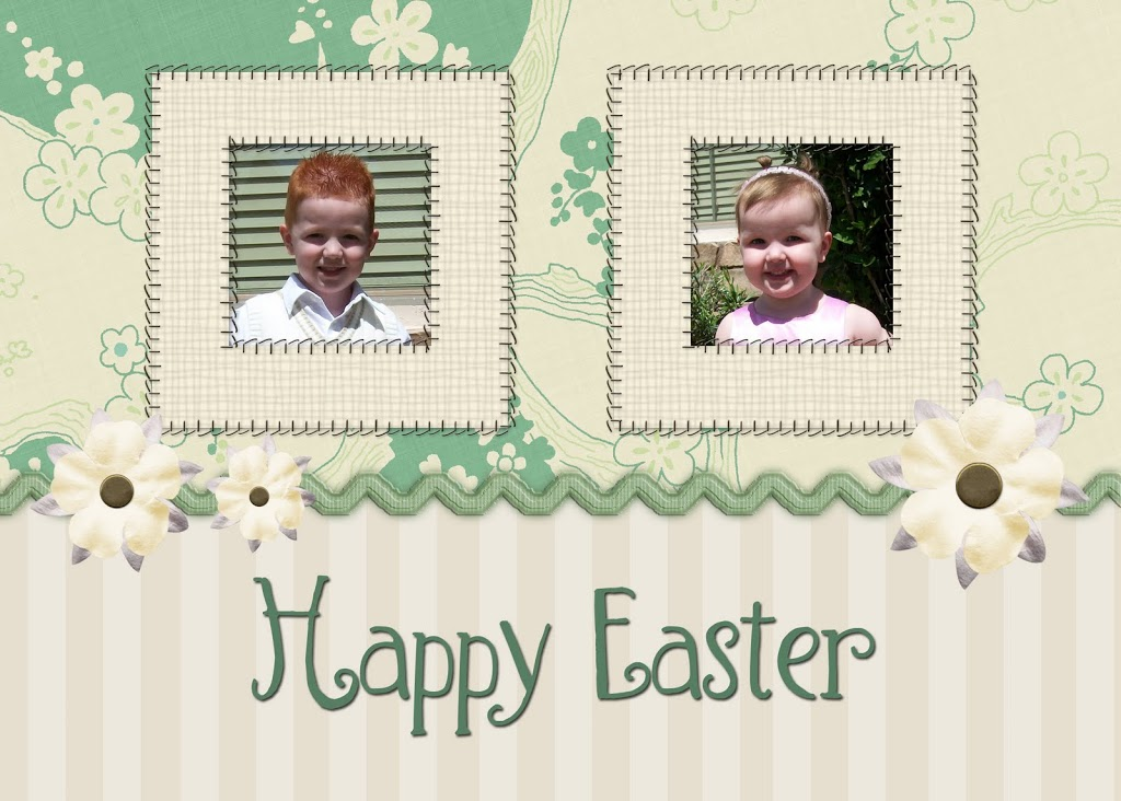 Easter Card from Aly & Ash