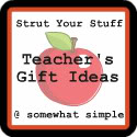 Teacher Gift – Apple Tree Magnet Board