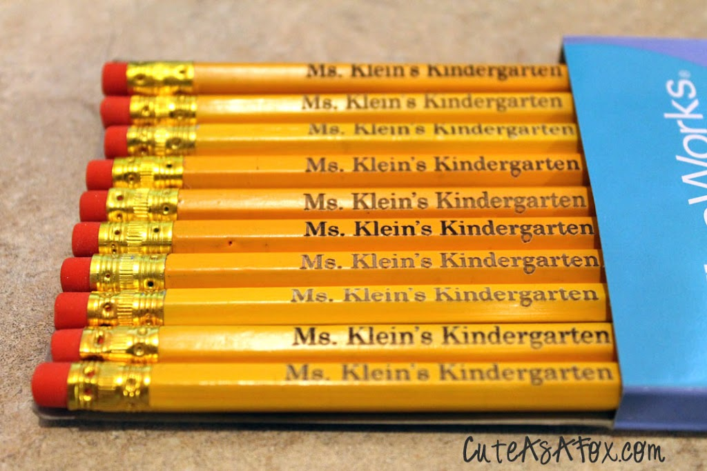 Personalized Classroom donations