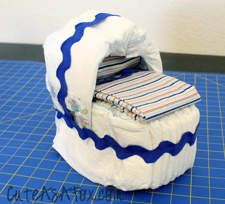 Diaper Bassinet Tutorial
