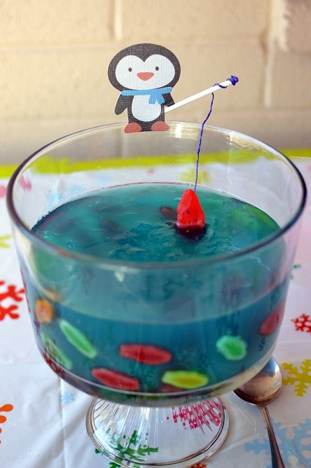 Winter Party: Penguin Jello w/ Download