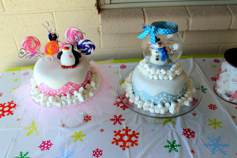 Safeway Wedding Cake