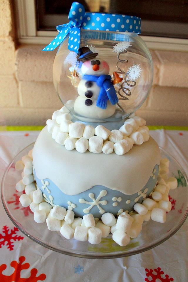 Winter Party: Cake