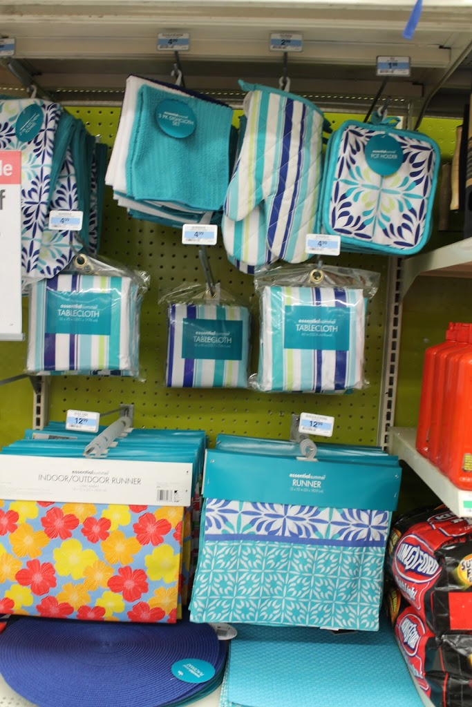Surprise Backyard Spruce-up with Kmart