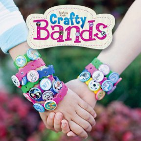 Crafty Bands – Jewelry Making Kit