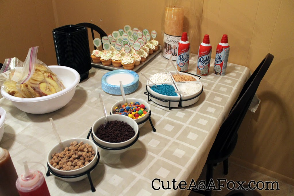Ordinaire Dessert Nacho Bar