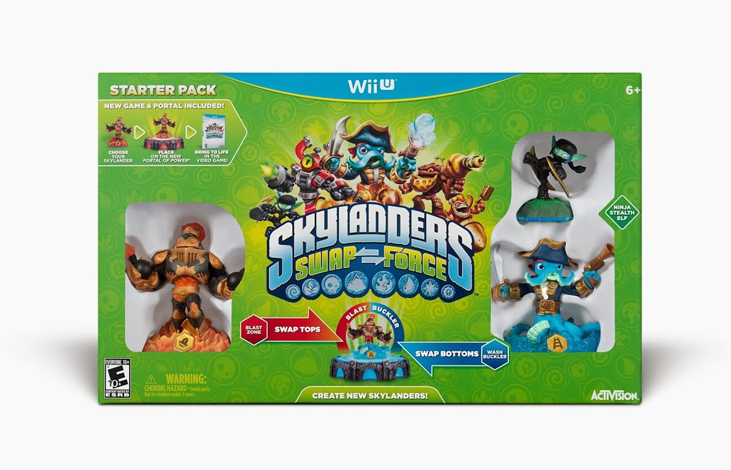Skylanders SwapForce Review