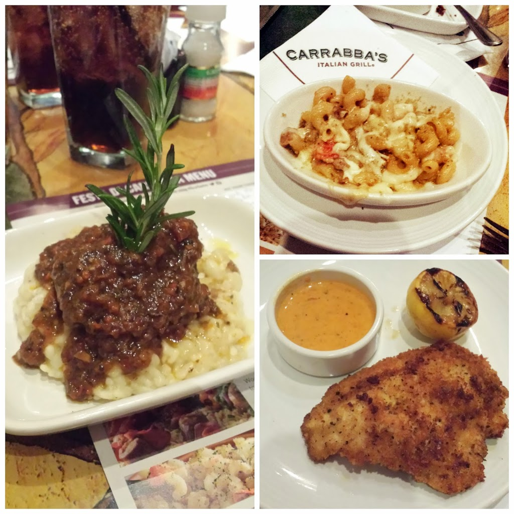 Carrabba's #FirstTastes and Food Goals for 2014