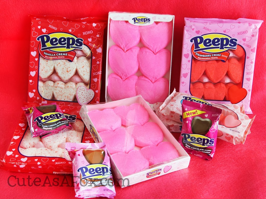 They Even Have Sugar Free Heart PEEPS If You Have Health Issues You Need To  Work Around. I Think My Favorite Might Be Strawberry Creme Flavored PEEPS.