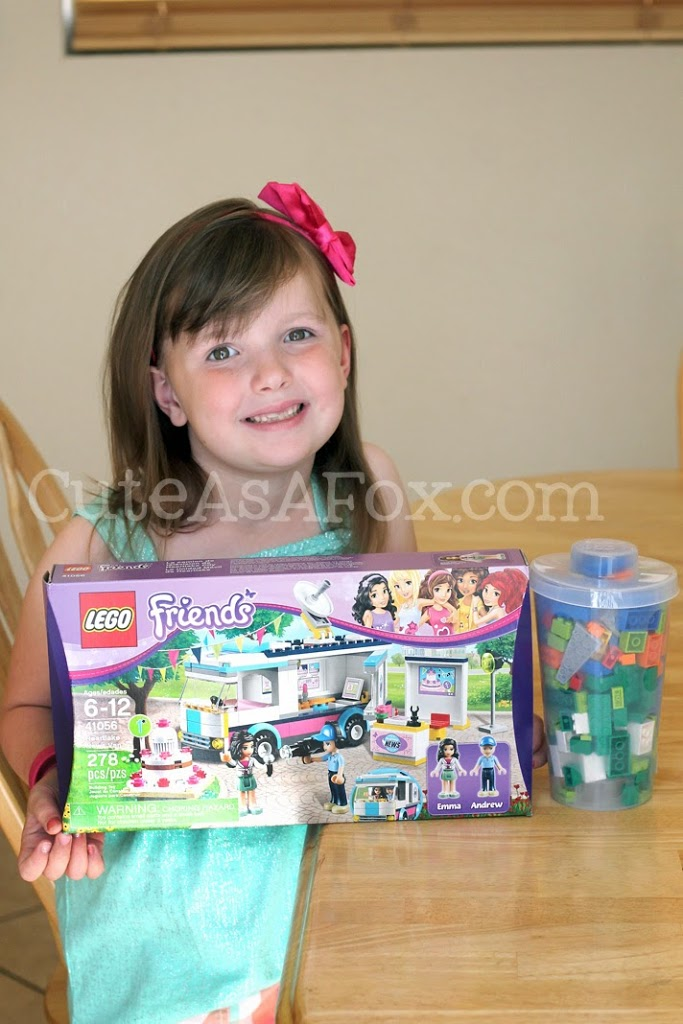 Build Confidence with LEGO Friends