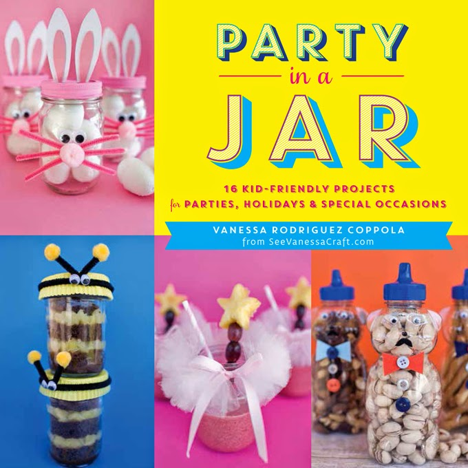 Party in a Jar – 16 fun party projects
