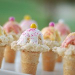 Kelloggs Rice Krispies Ice Cream Cones