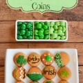 St Patrick Day Leprechaun Coin Treats