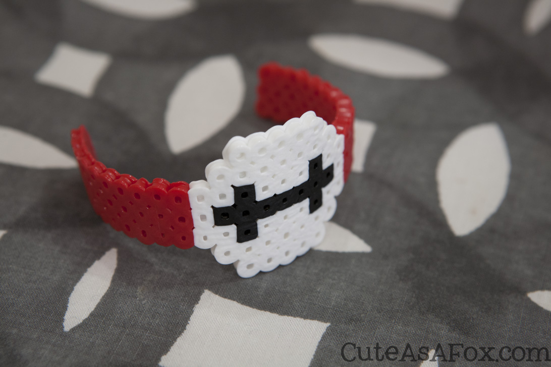 happy bracelet diy bead beads dane pancakes oh jam hama and perler