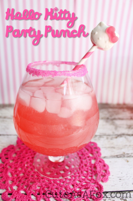Hello Kitty Party Punch