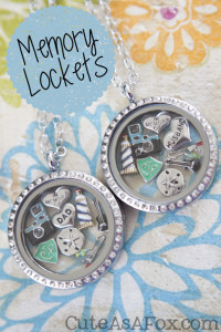 In Memory Lockets