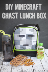 Minecraft Lunchbox – Ghast