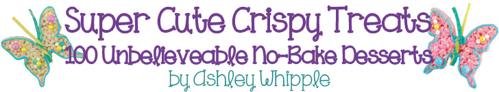 Super Cute Crispy Treats Banner