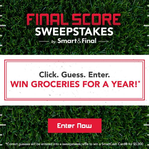 SF-Final-Score-Sweepstakes
