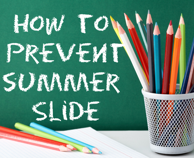 How to Prevent Summer slide with Amazon Kindle