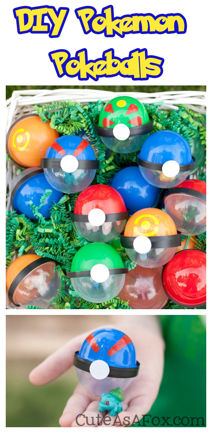 Communication on this topic: How to Make a Poké Ball Using , how-to-make-a-pok-ball-using/