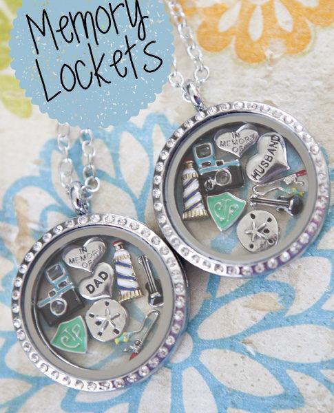 Fabulous In Memory Lockets TD89